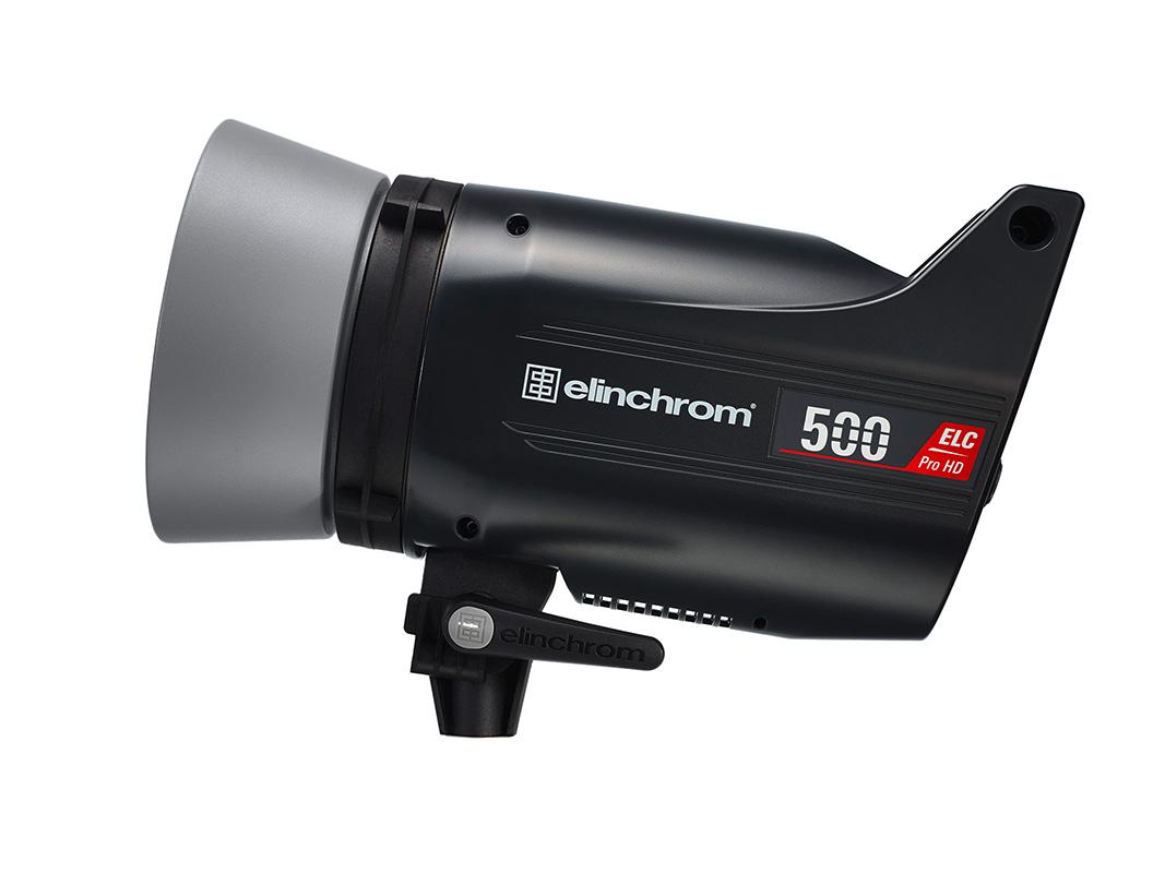Elinchrom PRO HD 500/500 TO GO #BA1112